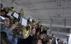 HC Football Game Band