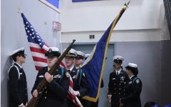 NJROTC Color Guards