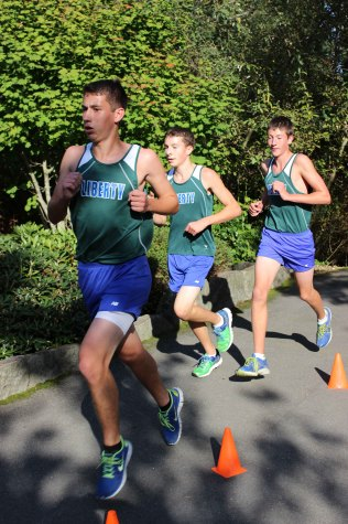 Cross country team eager to take on State competition