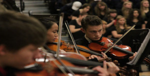 Musical diversity at holiday concert