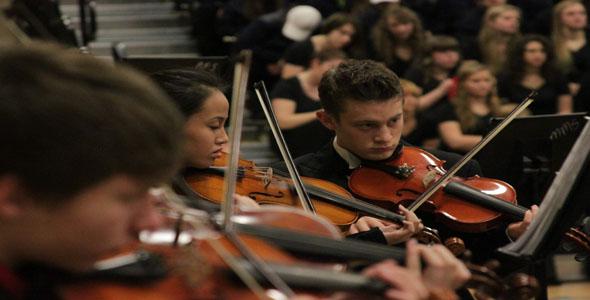 Musical diversity at holiday concert
