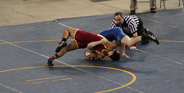 Pinning a victory