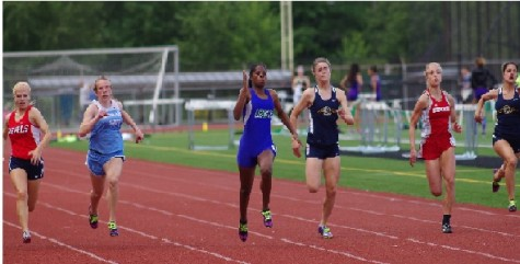 Liberty track sprints to KingCos