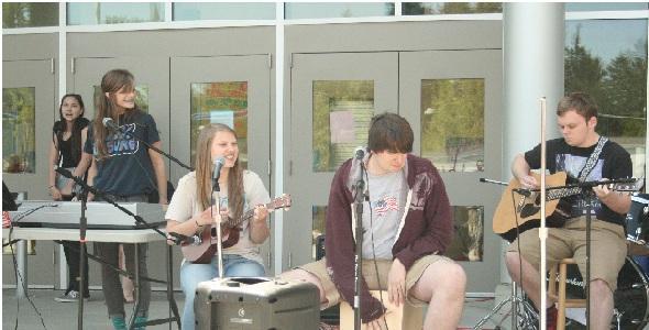 Campus Day concerto