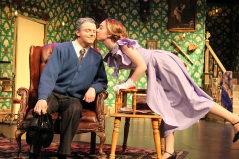 Fall play marries humor with meaning