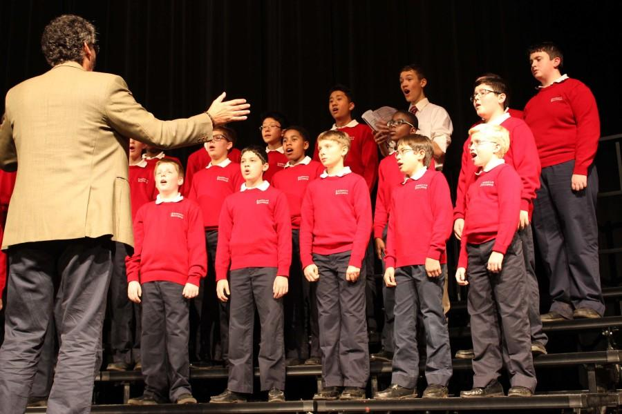 American Boychoir comes in on high note