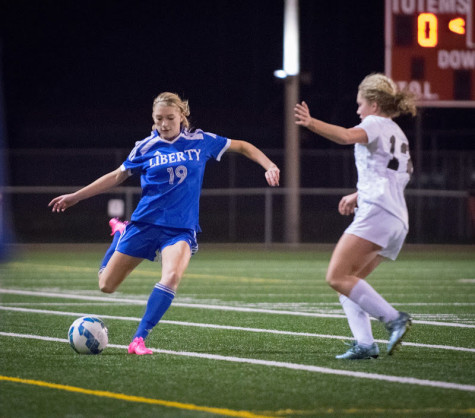 Girls soccer is kicking it despite younger team