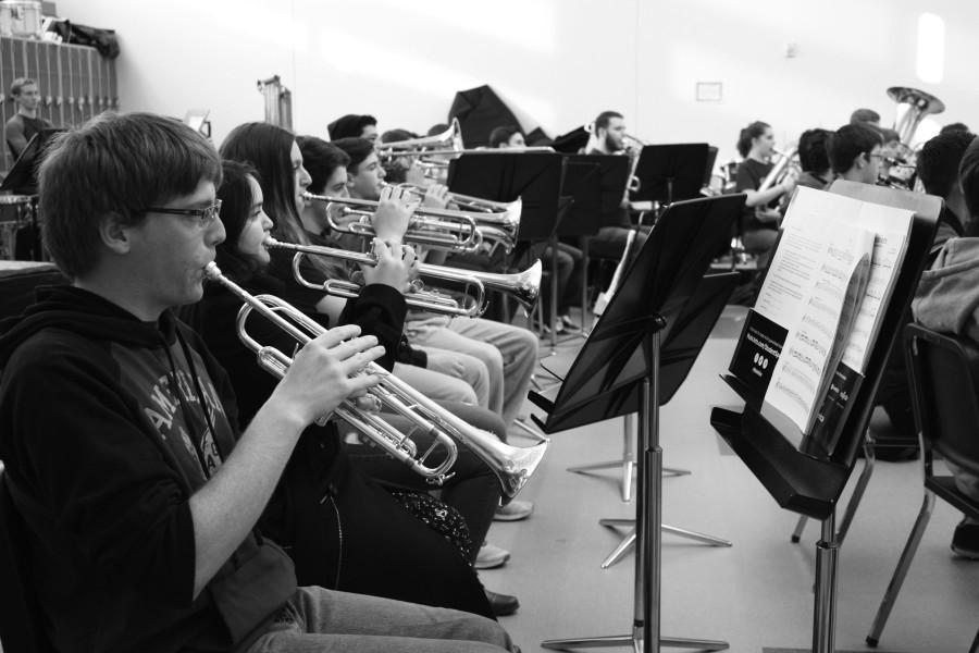 Wind Ensemble fosters Liberty community spirit