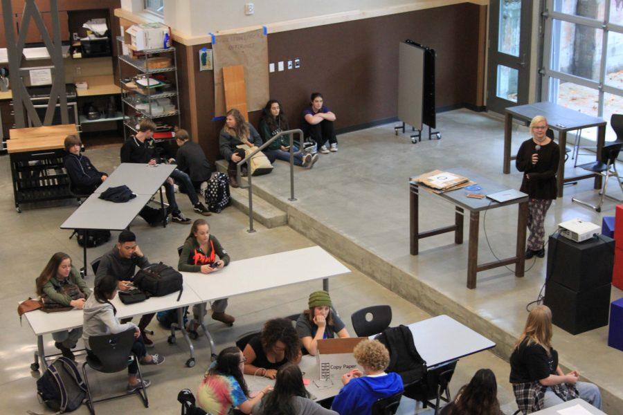 Gibson Ek explores a new learning model