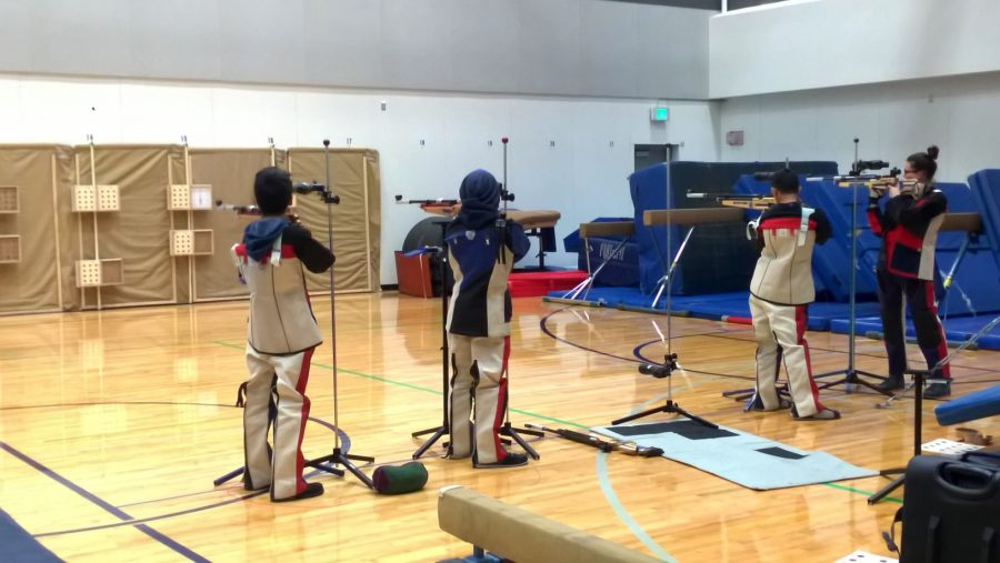 NJROTC: Rifle team aims for nationals