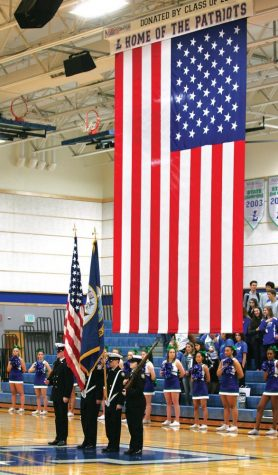 NJROTC: keeping leadership and community strong