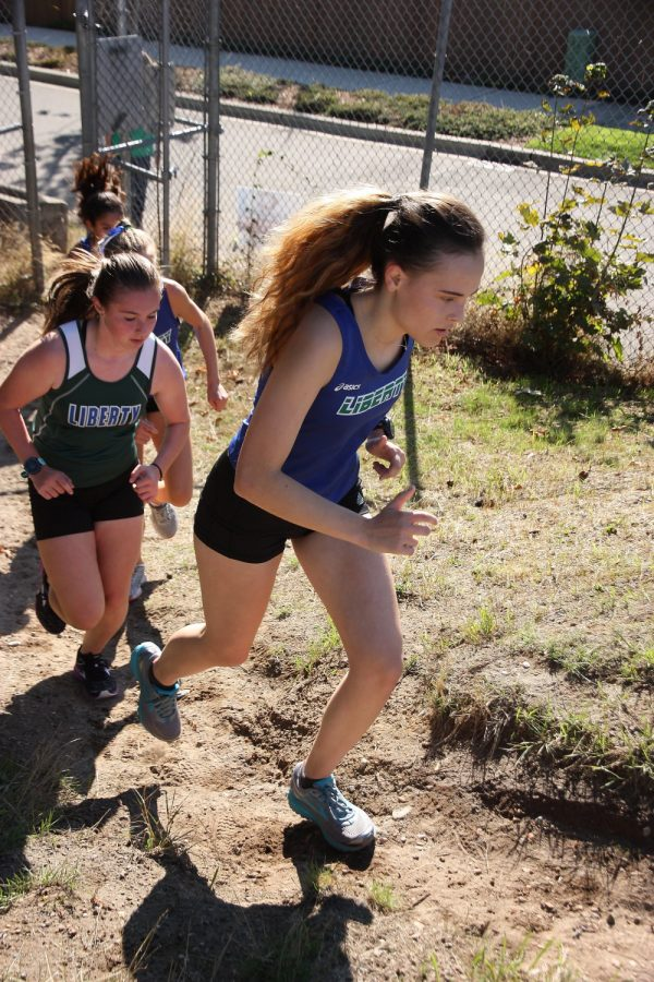 Cross country embraces a positive team spirit