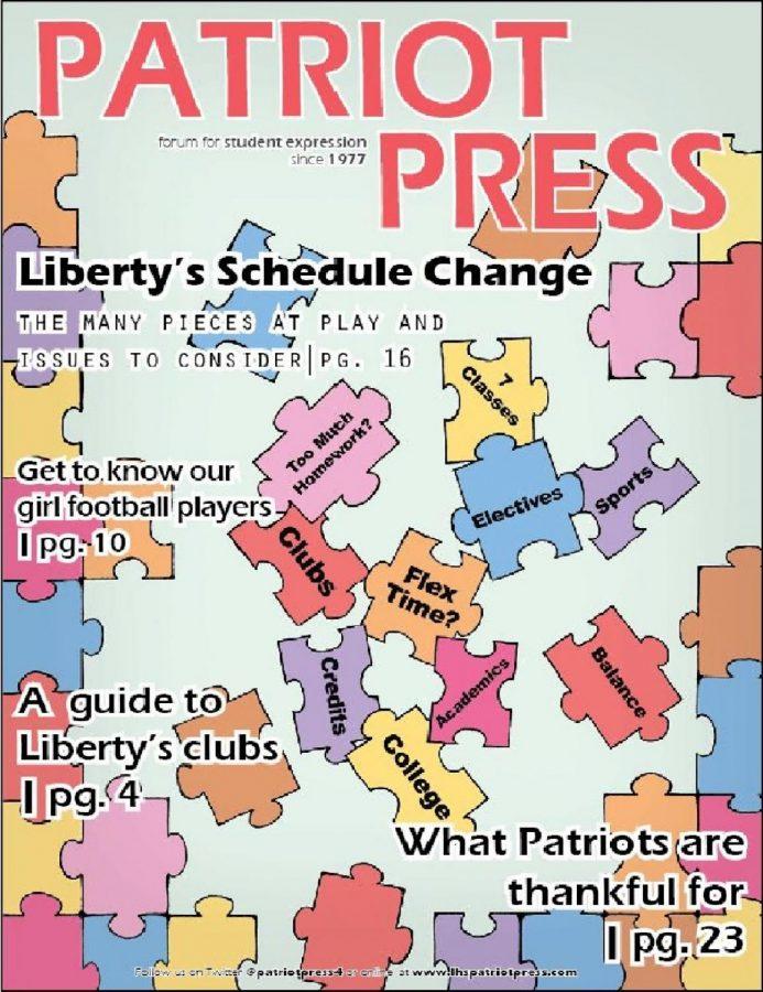 Final Bell for Libertys Block Schedule?
