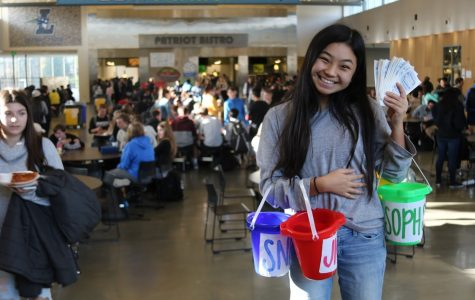 Patriots Fight Poverty through unified projects