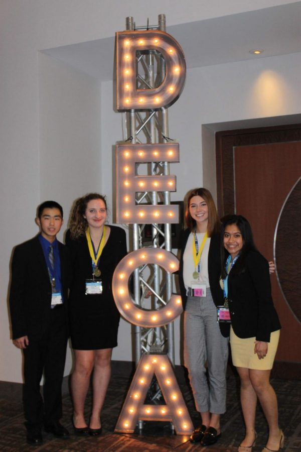 DECA Regional Competition
