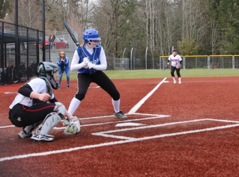 Softball's pitching leads to early season success