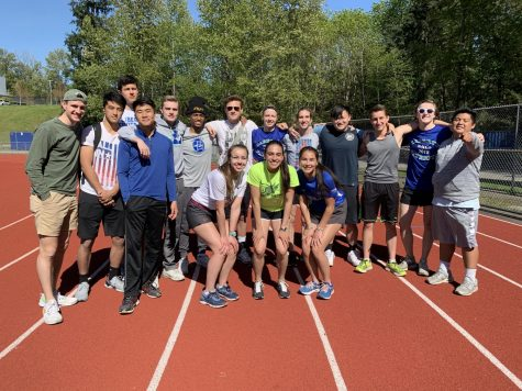 Track and field: more than just running