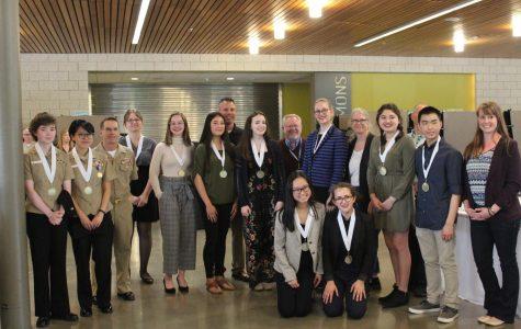 ISD celebrates CTE classes at the spring showcase