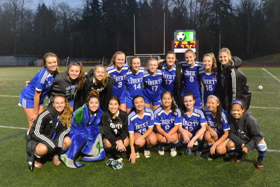 Girls soccer adopts a new tradition