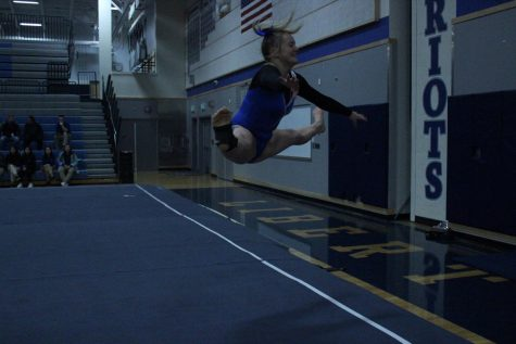 Gymnastics: confidence is key