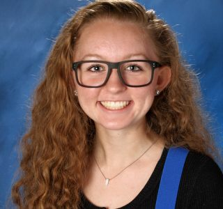 Olivia Van Ry: Flying off to college