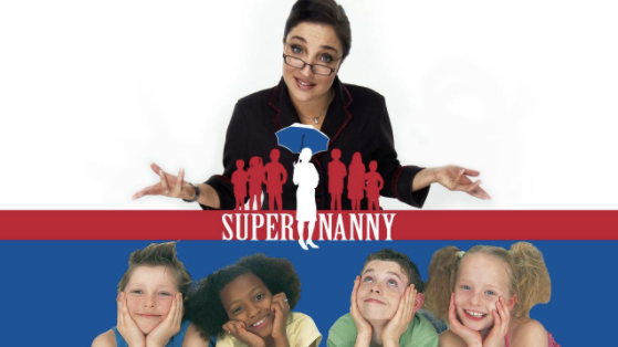 Supernanny: rambunctious toddlers and reality TV